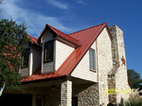 Michigan Residential Metal Roofing 1